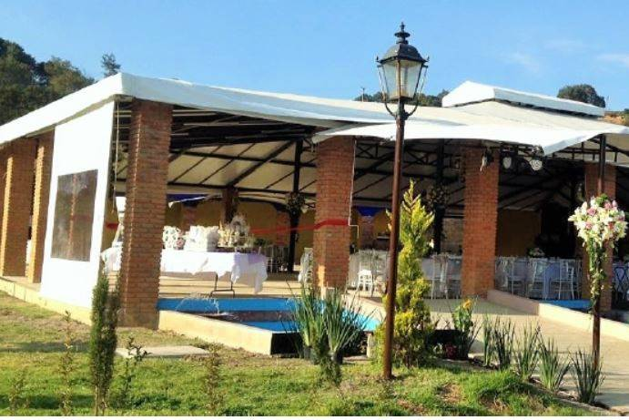 Jardín Hacienda San Miguel