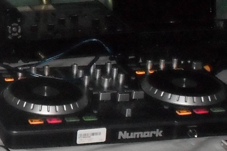Ros Live DJ