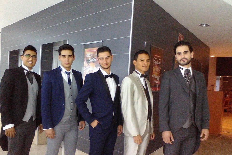 L'Etiquetee Tuxedos