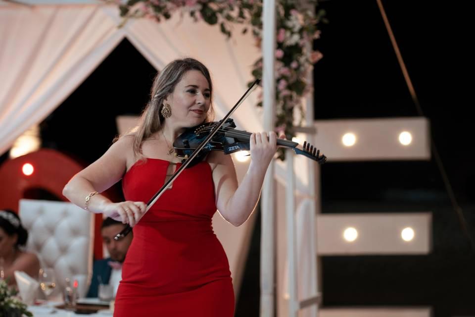 Violinista de eventos Acapulco