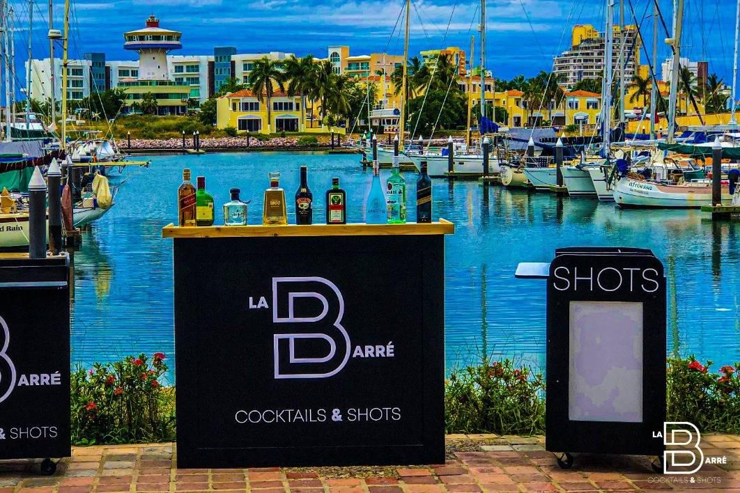 La Barré Cocktails & Shots