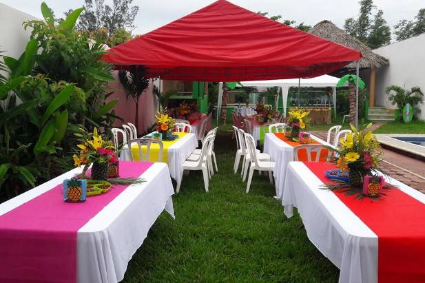 Jardin de Eventos Las Iguanas