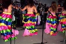 Bailes típicos de países