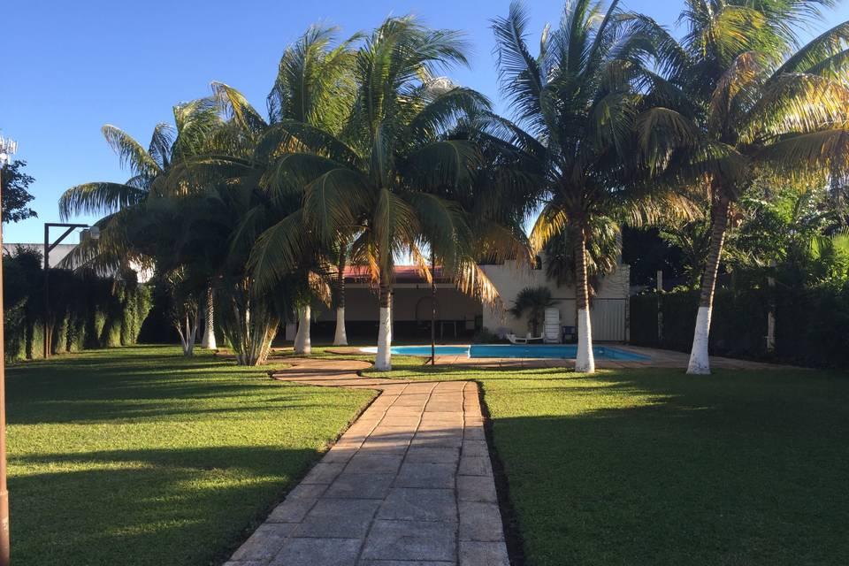 Jardín Xcumpich