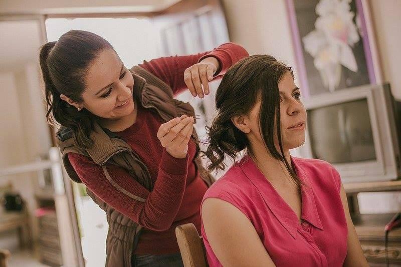 Marcela Ramírez Make Up