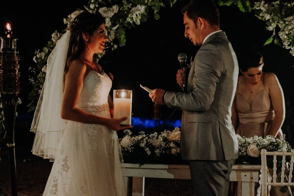 Ritual de velas