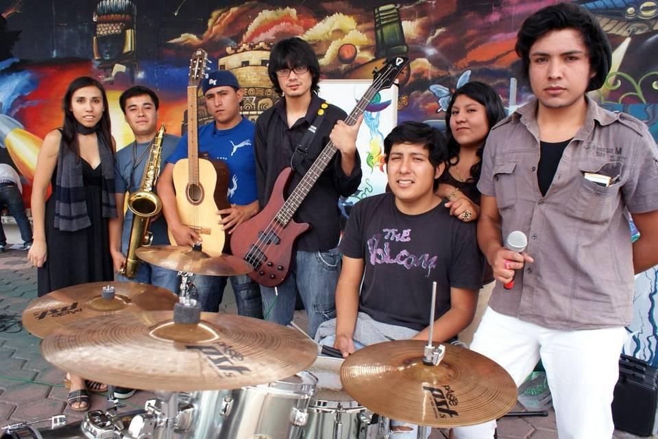 Ochocuartos Band