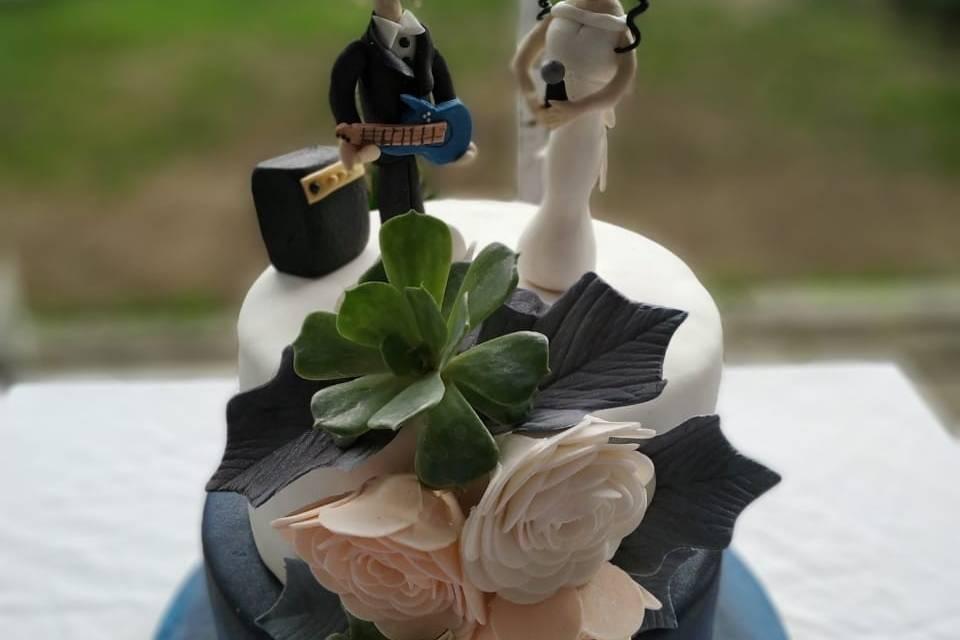 Panqué Fashion Cakes