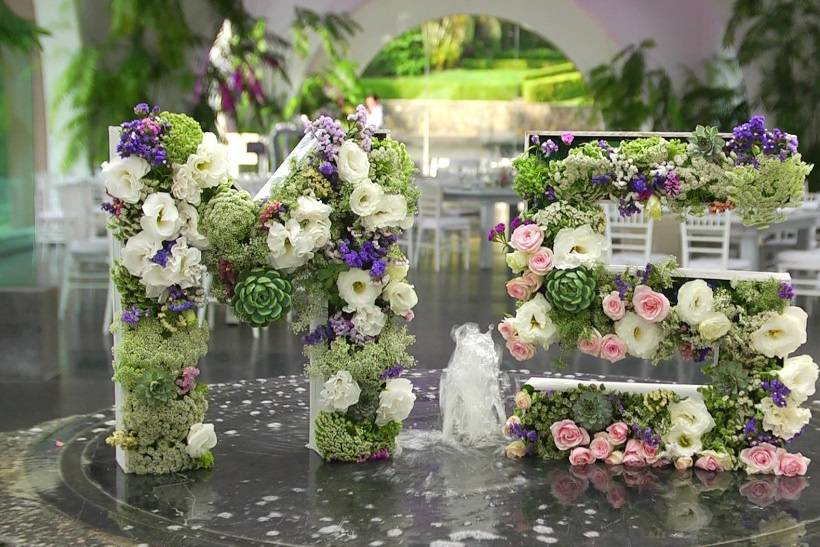Catering y banquetes de bodas