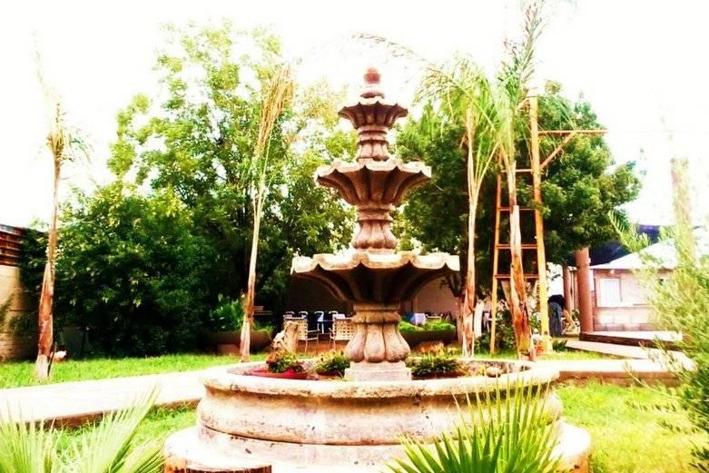 Salamandra Jardín