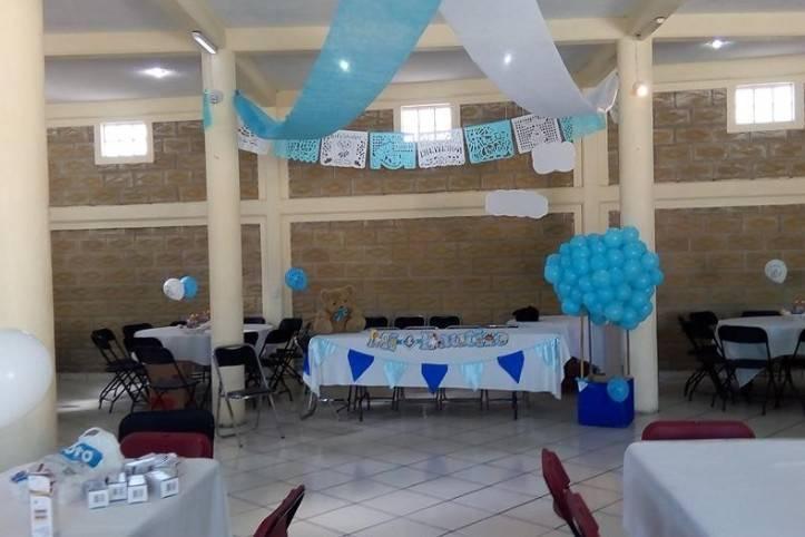 Salón de Eventos Itzayana