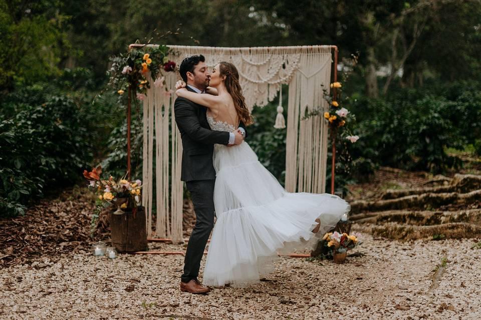 Camila Avendano Wedding & Event Planner