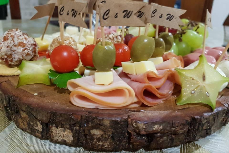 Banquetes Ángeles