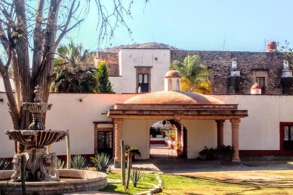 Hacienda Real La Nogalera