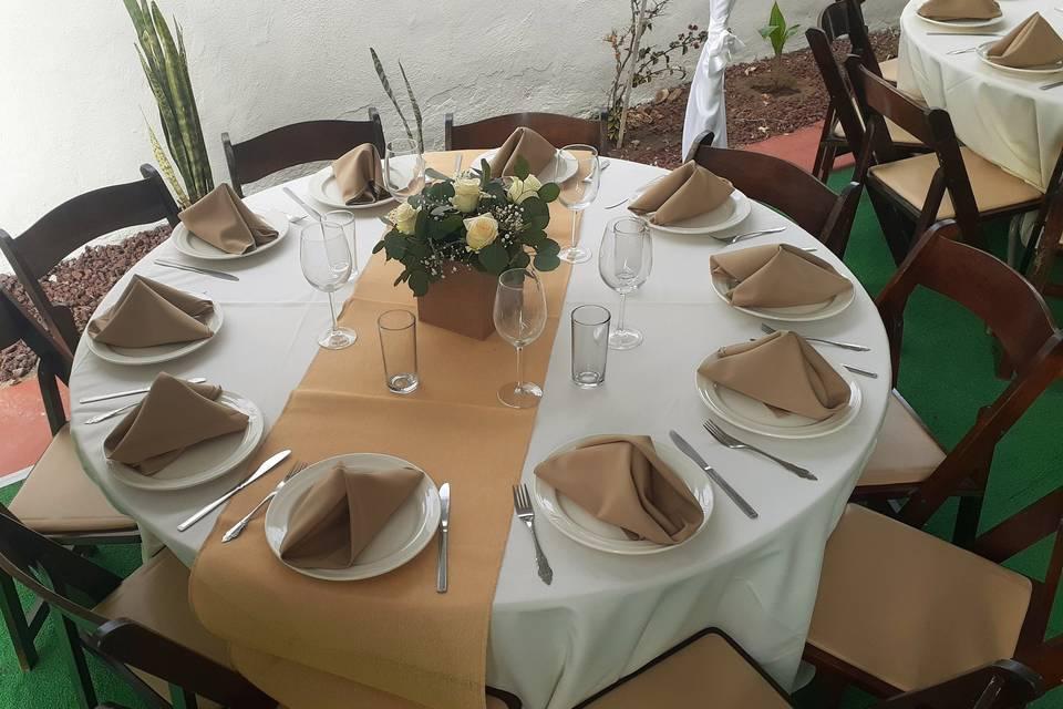 Banquetes Irachetta