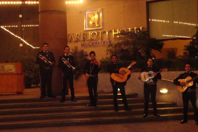 Mariachi Real Michoacano