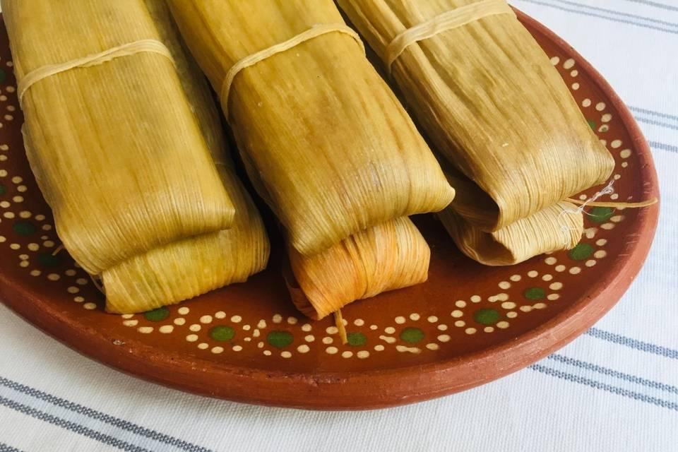 Tamales La Negrita