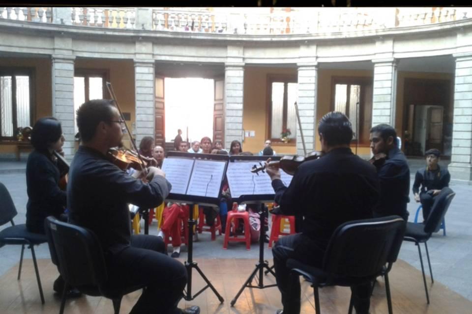 Cuarteto Paax Yancuic