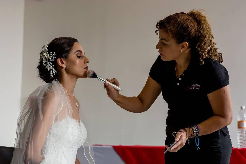 Fabiola Silva Makeup & Hair