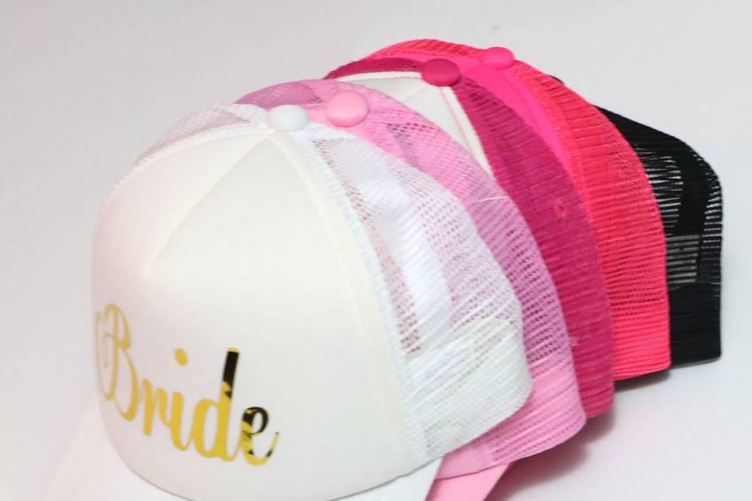 Colores de gorras