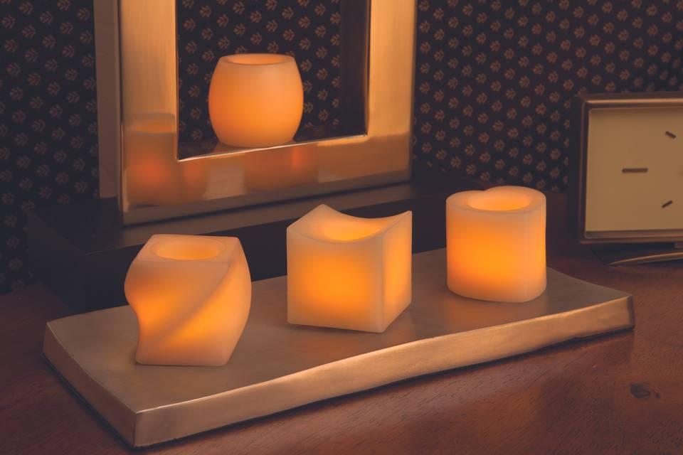 Candle Impressions - Ambientación con velas