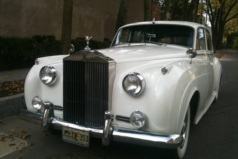 Rolls Royce Cloud 1960