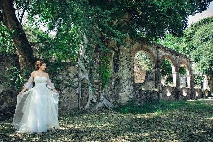 Imago Ex Hacienda Apanquetzalco