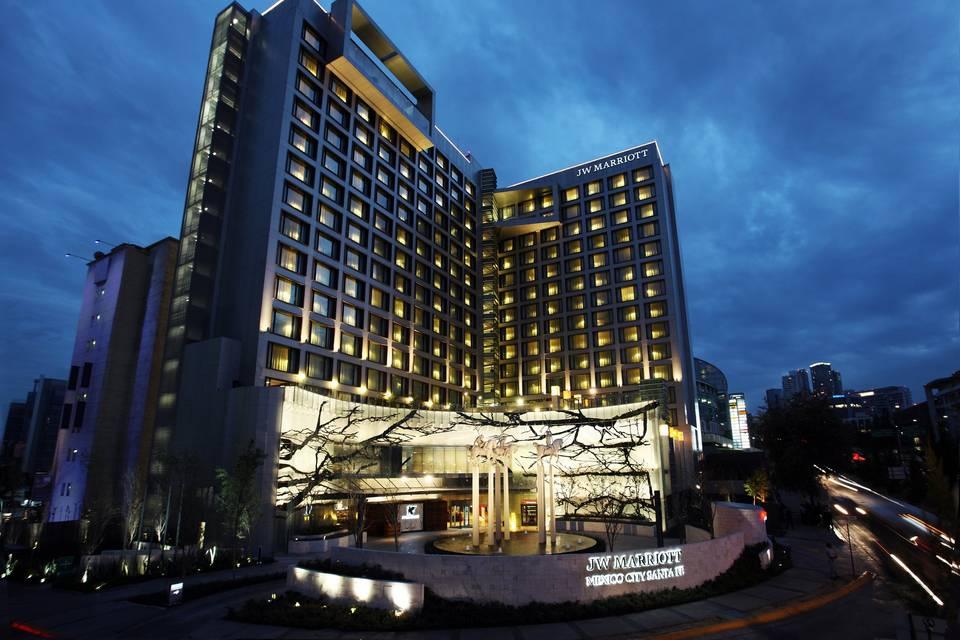 JW Marriott Hotel México City Santa Fe