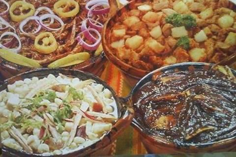 Gastronomía para tu evento