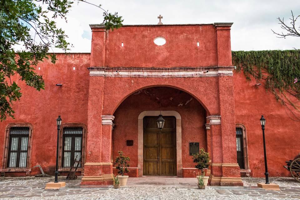 Hacienda Tlacote el Bajo