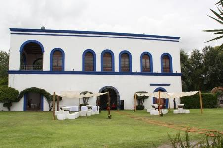 Hacienda San Diego La Blanca