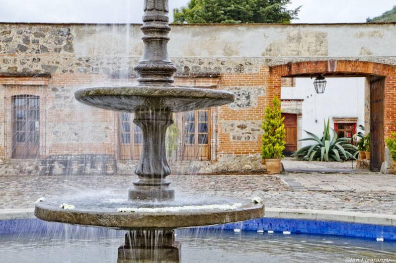 Hacienda Santa Maria Xalostoc
