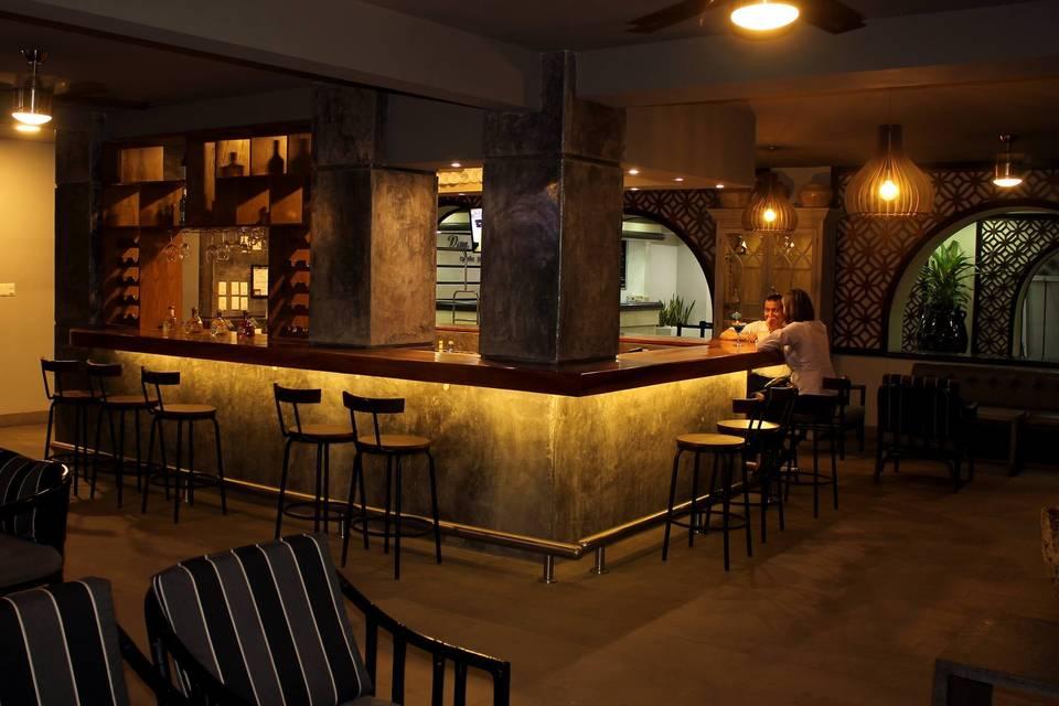 Bar Hotel Don Pelayo