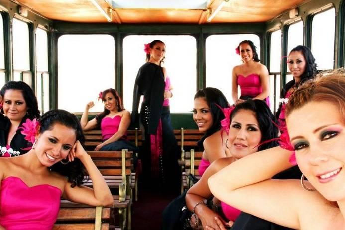 Mariachi Femenil Innovación Mexicana