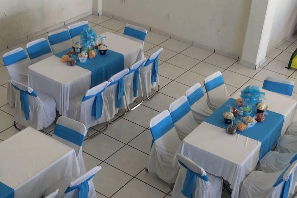 Salón Garabatos