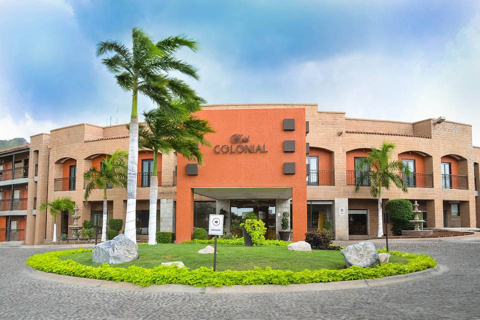 Hoteles Colonial
