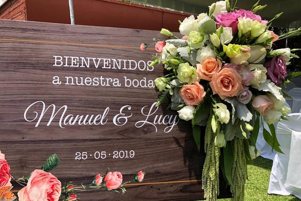 Boda Manuel & Lucy