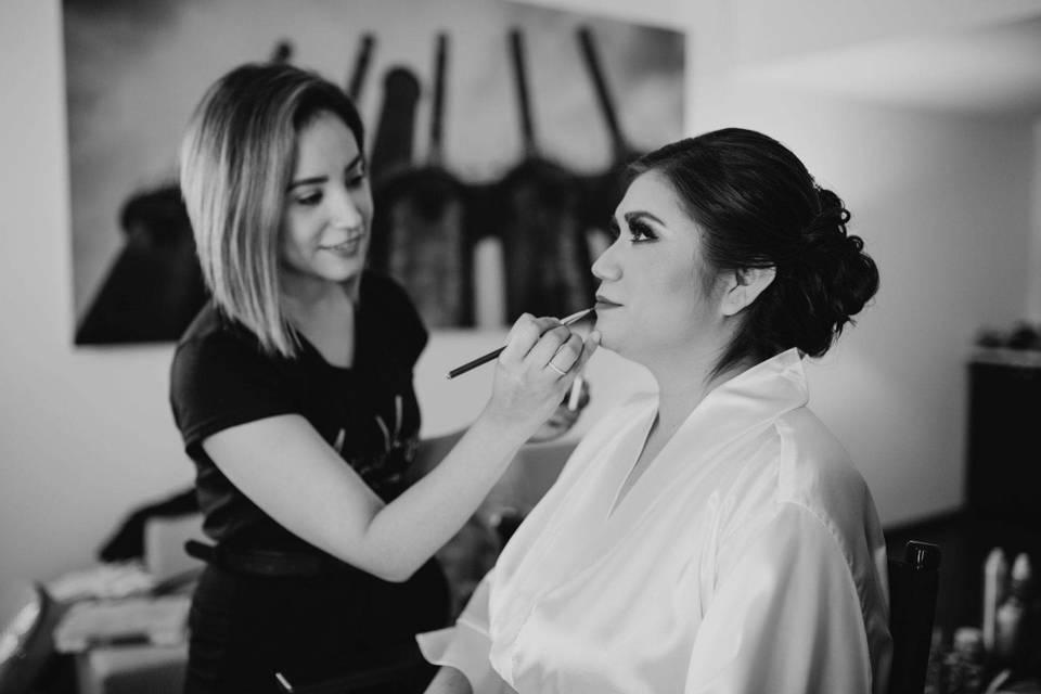 Artemis Vázquez Makeup Artist