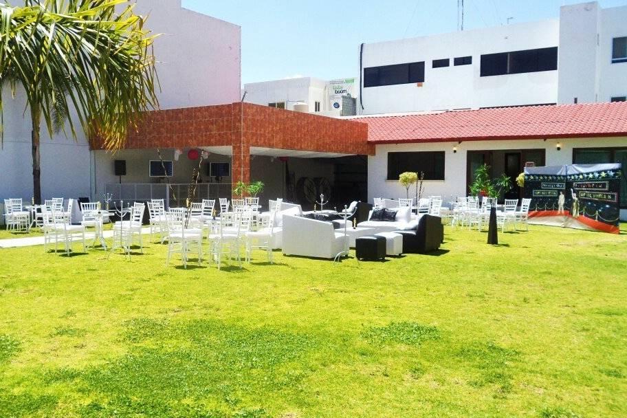 Jardín Palmeiras