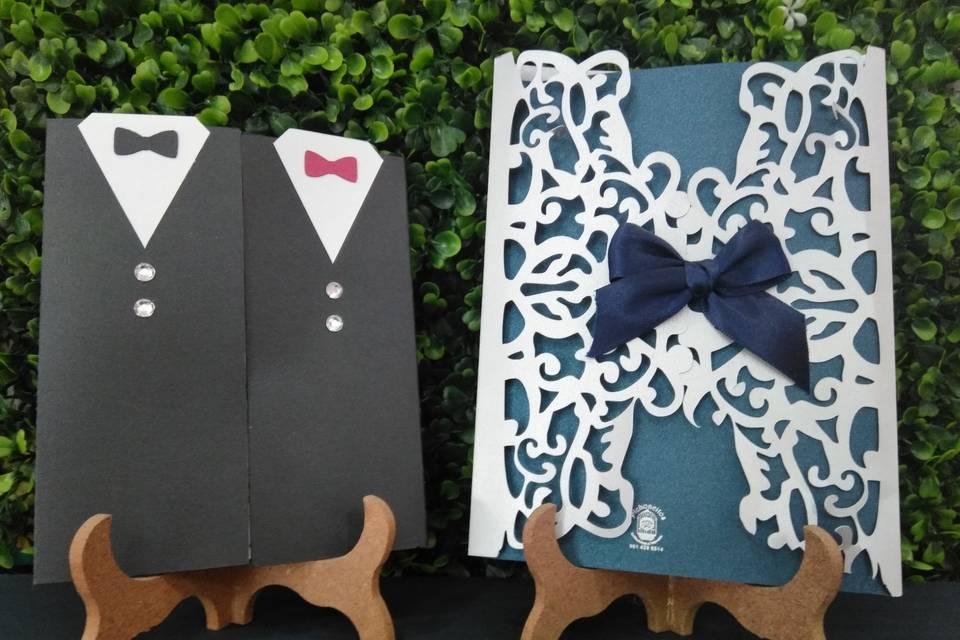 trajes caballero  / corte