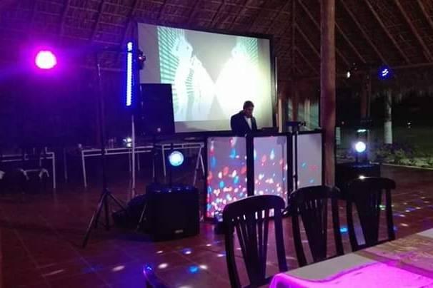 Cabina deejay