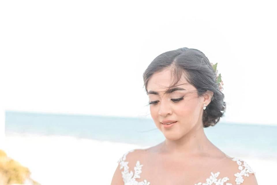 Katty Cirerol Makeup