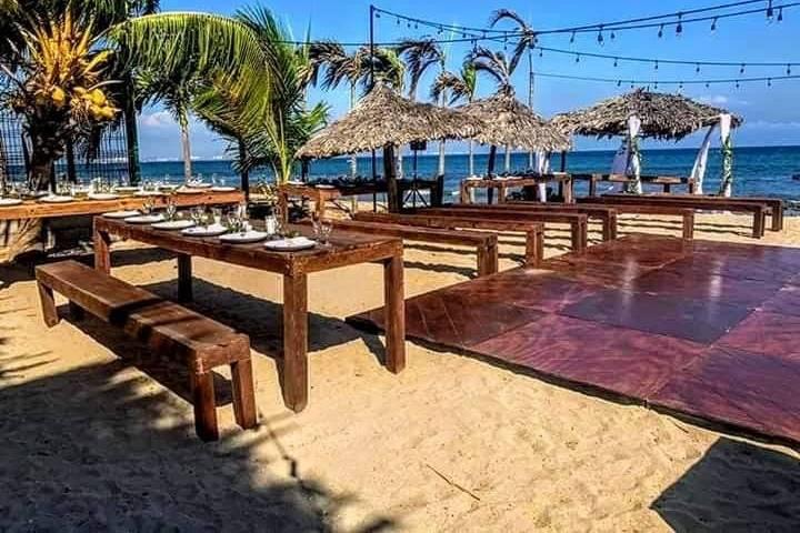 Las Palapas Beach