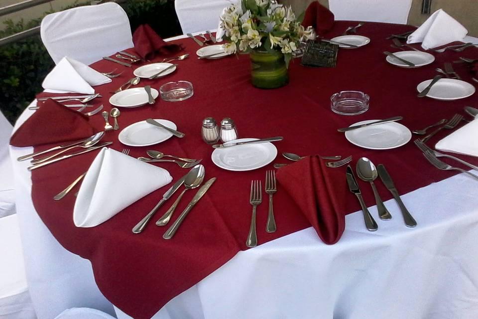 Banquetes Monsalvo