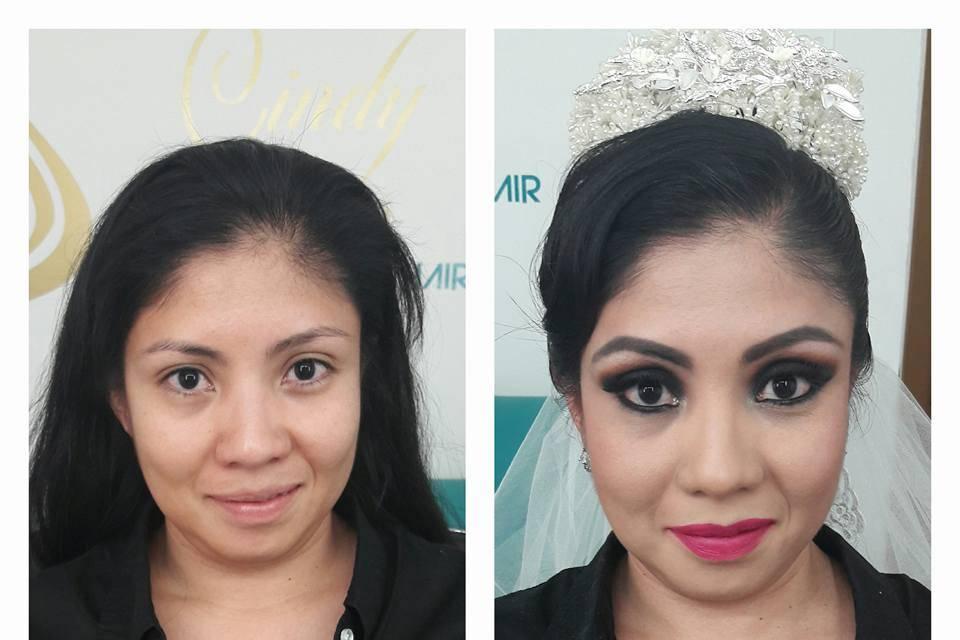 Cindy Jasso Make Up