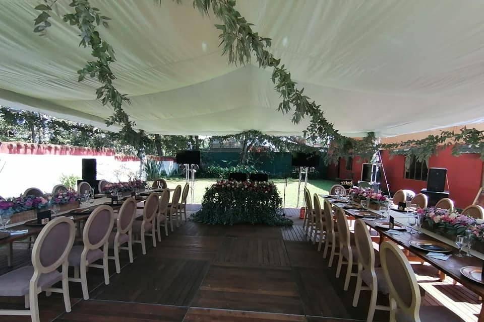 Salón Colonial