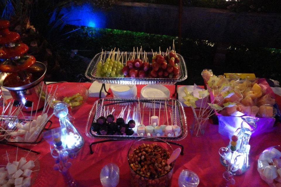 D&C Sweet - Mesa de Dulces