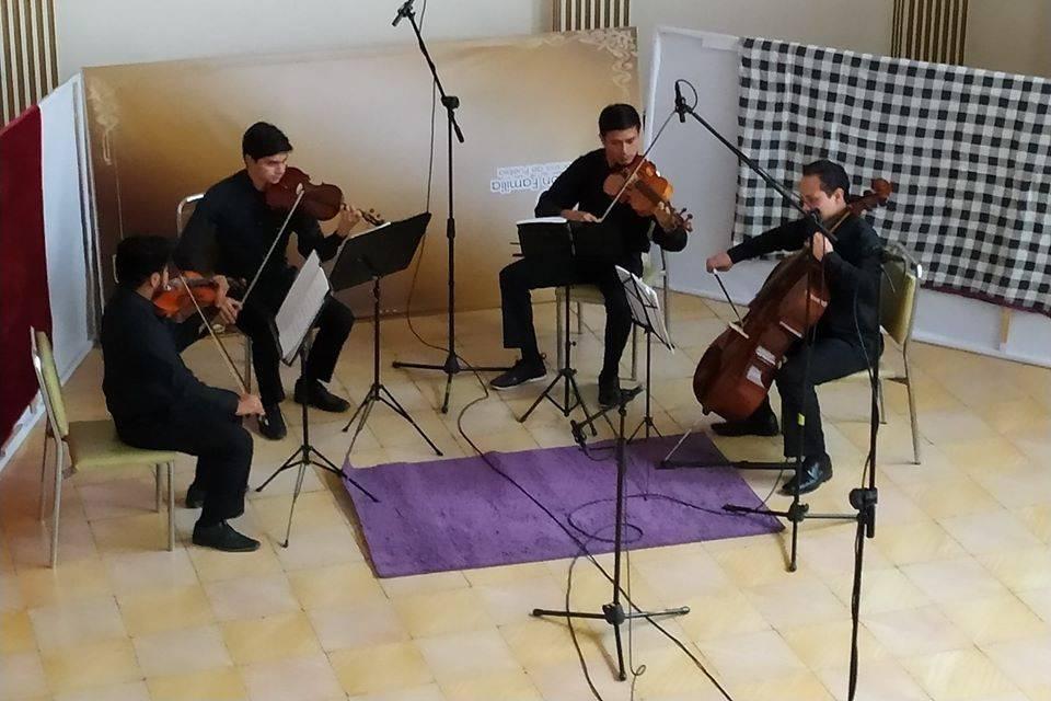Cuarteto Revueltas