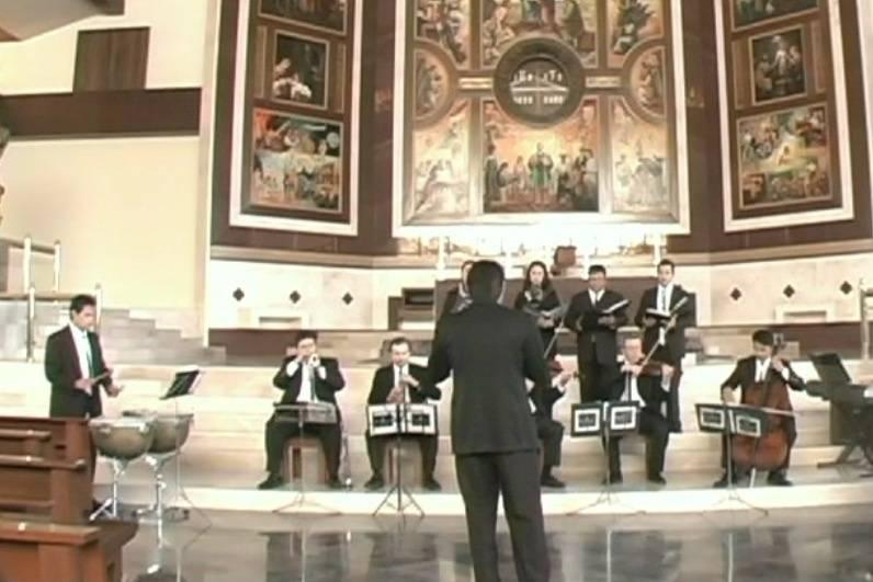 Coro y Orquesta Proclásico