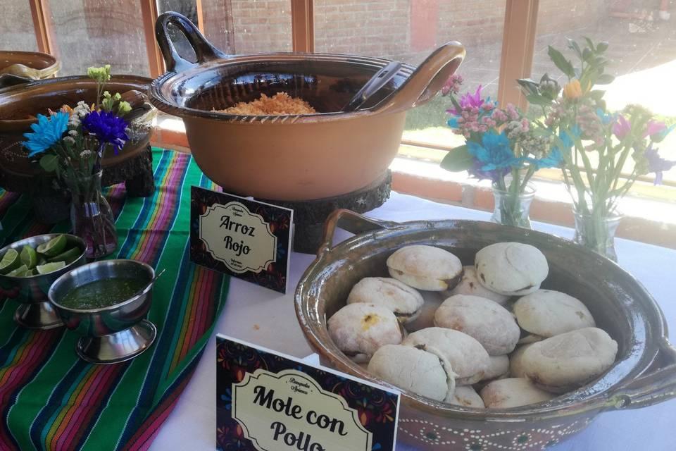 Banquetes Apizaco